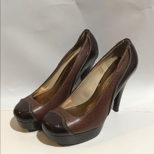 MICHAEL Michael kors  leather pumps 7.5